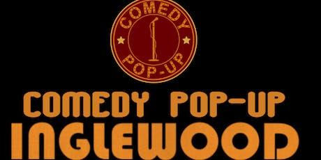 Comedy Pop-Up in Inglewood (Nov 21) tickets