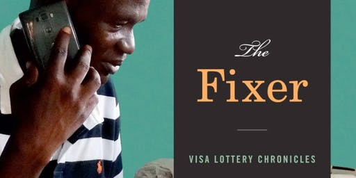 "Faculty Bookwatch: ""The Fixer: Visa Lottery Chronicles"""