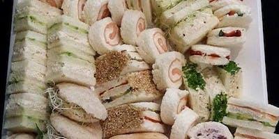 Creating Tea Sandwiches