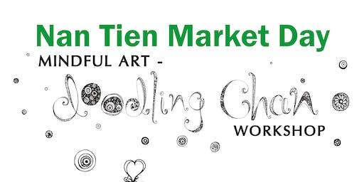 "Mindful Art Workshop: ""Doodling Chan"" @ Nan Tien Health & Wellbeing Market"