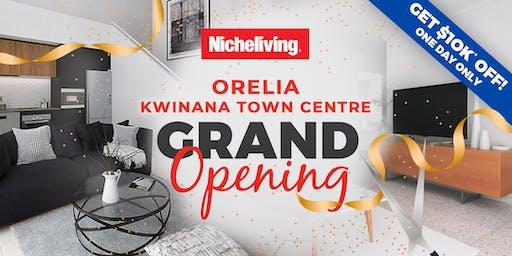 Nicheliving Kwinana Display Grand Opening