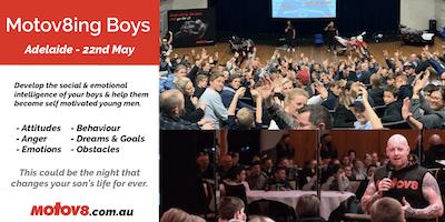 Motov8ing Boys - Adelaide