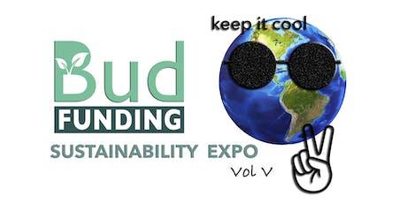 Budfunding's Sustainability Expo tickets