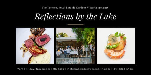 Reflections by the Lake Pop-Up Restaurant