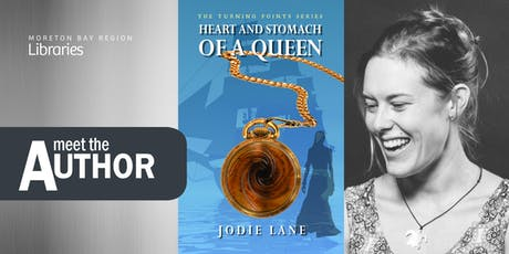 Meet the Author: Jodie Lane - Redcliffe Library tickets
