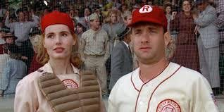 Champagne Cinema - A LEAGUE OF THEIR OWN - Nov 17 - 7PM