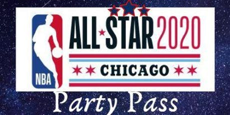 NBA All-Star Weekend Party Pass Only  tickets
