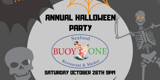 BUOY ONES ANNUAL HALLOWEEN PARTY