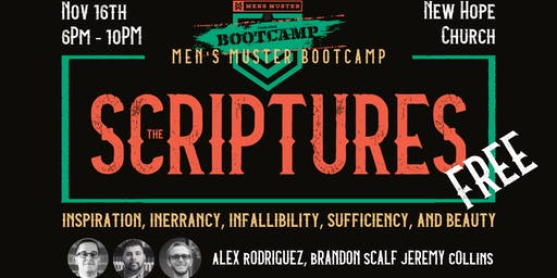 Men's Muster Bootcamp