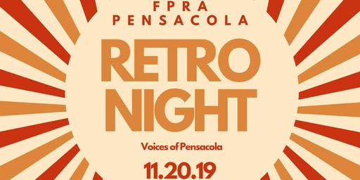 FPRA Retro Night