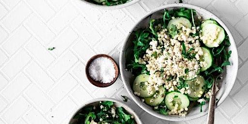 Simple, Stunning Salads with Nicky Riemer