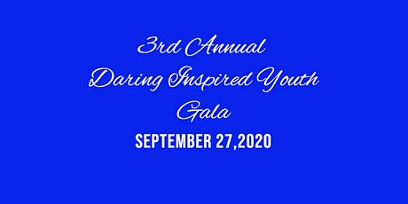 Daring Inspired Youth Gala tickets