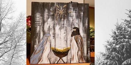 Rustic Nativity Scene tickets