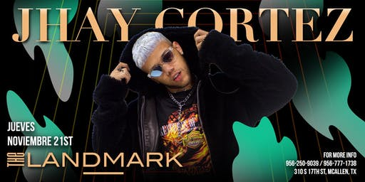 Jhay Cortez live @ The Landmark