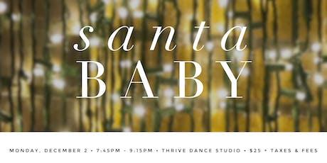 Santa Baby Workshop tickets