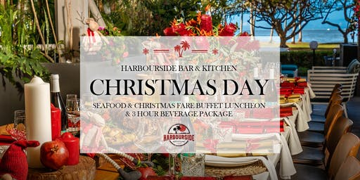 Christmas Day at HB&K - Seafood & Christmas Buffet