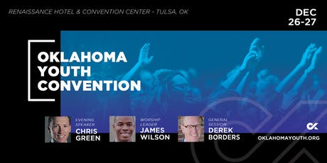 Oklahoma Youth Convention 2019 tickets