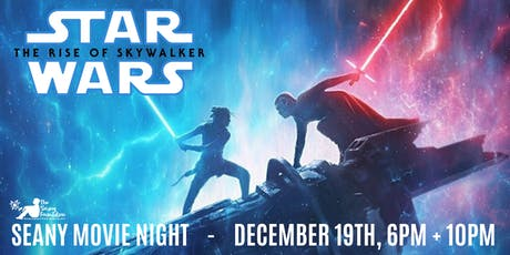 Seany Movie Night - STAR WARS:THE RISE OF SKYWALKER tickets