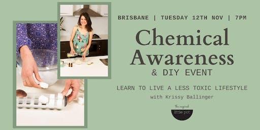 Chemical Awareness & DIY Event - Brisbane, QLD