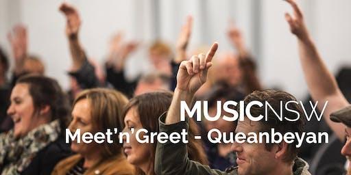 MusicNSW Meet'n'Greet - Queanbeyan