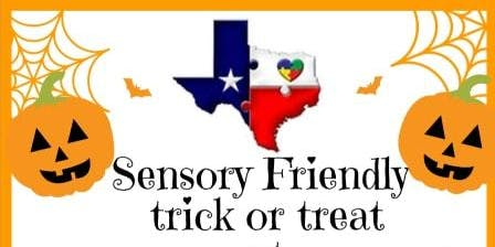 HOTAN Sensory Friendly Trick or Treat at Little Land- Waco