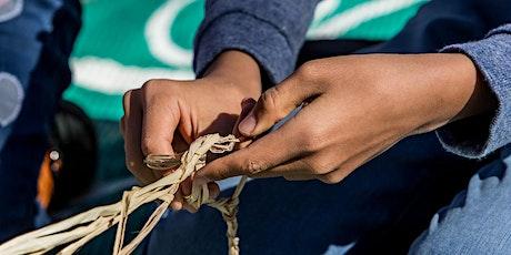 Aboriginal Weaving Class for Children tickets