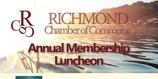 Annual Membership Meeting  & Legislative Luncheon