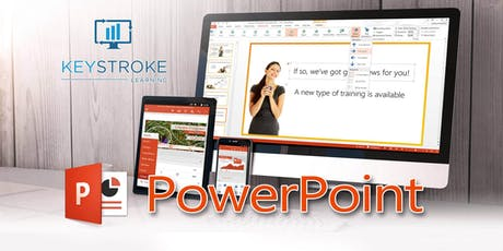 Microsoft PowerPoint Advanced Workshop tickets