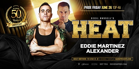 HEAT PRIDE FRIDAY tickets