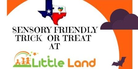 HOTAN Sensory Friendly Trick or Treat at Little Land-Temple