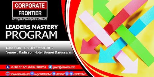 Leaders Mastery Program