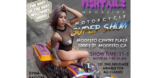 Fishtailz Magazine Motorcycle Super Show