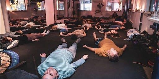 Full Moon Movement - Breathwork - Meditation