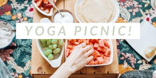 November Yoga Picnic