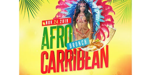 AFRO CARIBBEAN DREAM BRUNCH & DAY PARTY