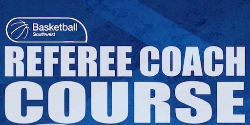 Referee Coach Course