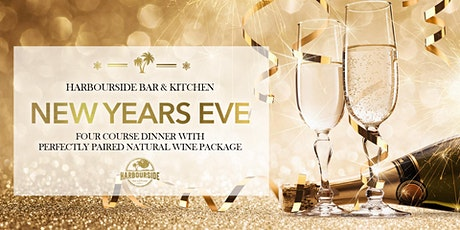 New Years Eve 4-Course Dinner with Paired Wines at HB&K tickets