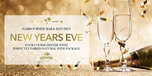 New Years Eve 4-Course Dinner with Paired Wines at HB&K
