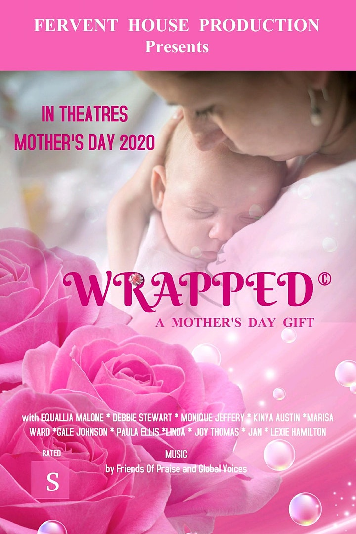 "Grapevine, TX-Fervent Mother's Day Premier""WRAPPED"" image"
