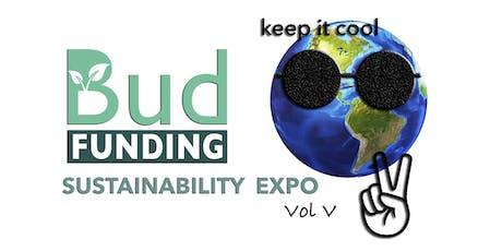 Budfunding's Sustainability Expo (Vendors) tickets