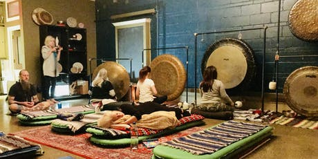 Sacred Wave Gong 2 Day Unplugged Retreat and Training  tickets