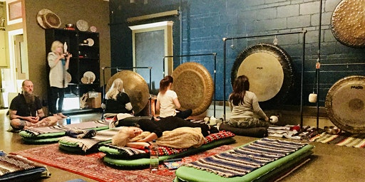 Sacred Wave Gong 2 Day Unplugged Retreat and Training