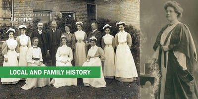 Early Female Doctors in Queensland - Strathpine Library