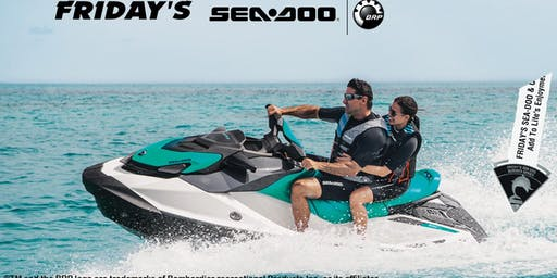 Friday's Sea-Doo Delphinus Run