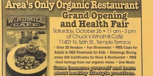 Grand Opening Windmill Cafe