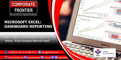 Microsoft Excel: Dashboard Reporting