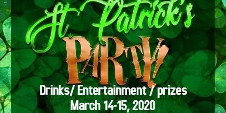 "3rd Annual 2020 ST. PATRICK'S DAY BUS ""LUCK OF THE IRISH"" TRIP ATL TO SAVANNAH"