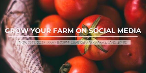 Grow Your Farm With Social Media