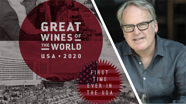 GREAT WINES OF THE WORLD USA 2020 – MIAMI GRAND TASTING image