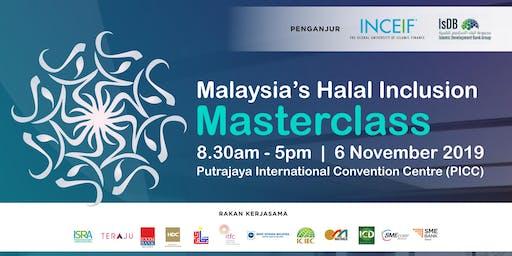 Malaysia's Halal Inclusion Masterclass (Malay Language)